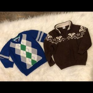 Other - 3T Boys Sweater Bundle